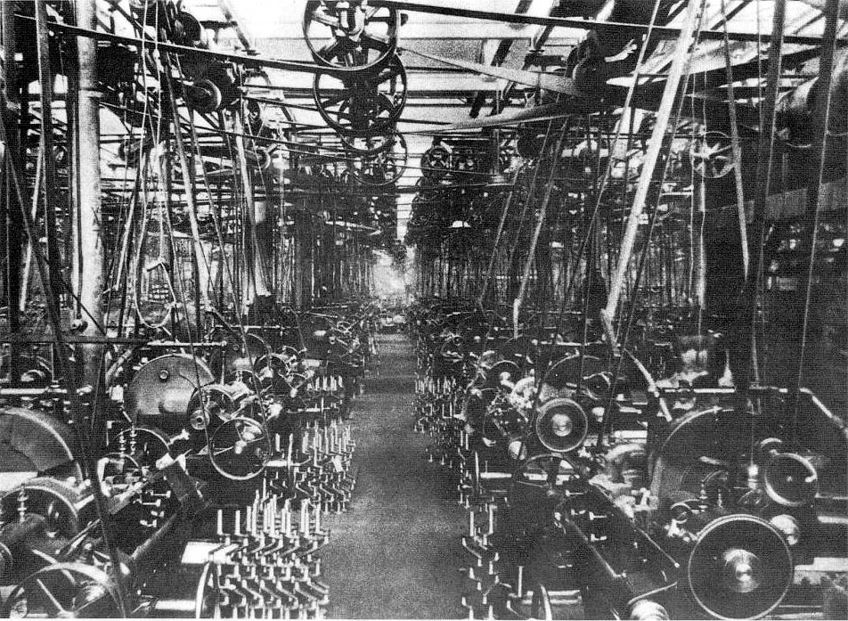 Ford Model T crankshaft manufacturing