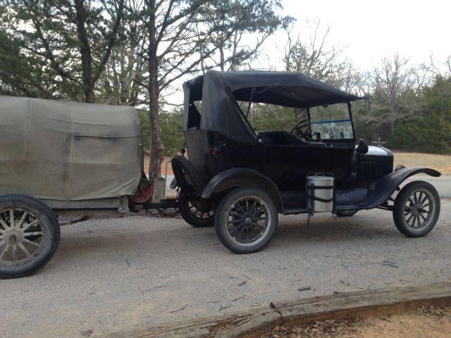 1000 Miles in a Model T