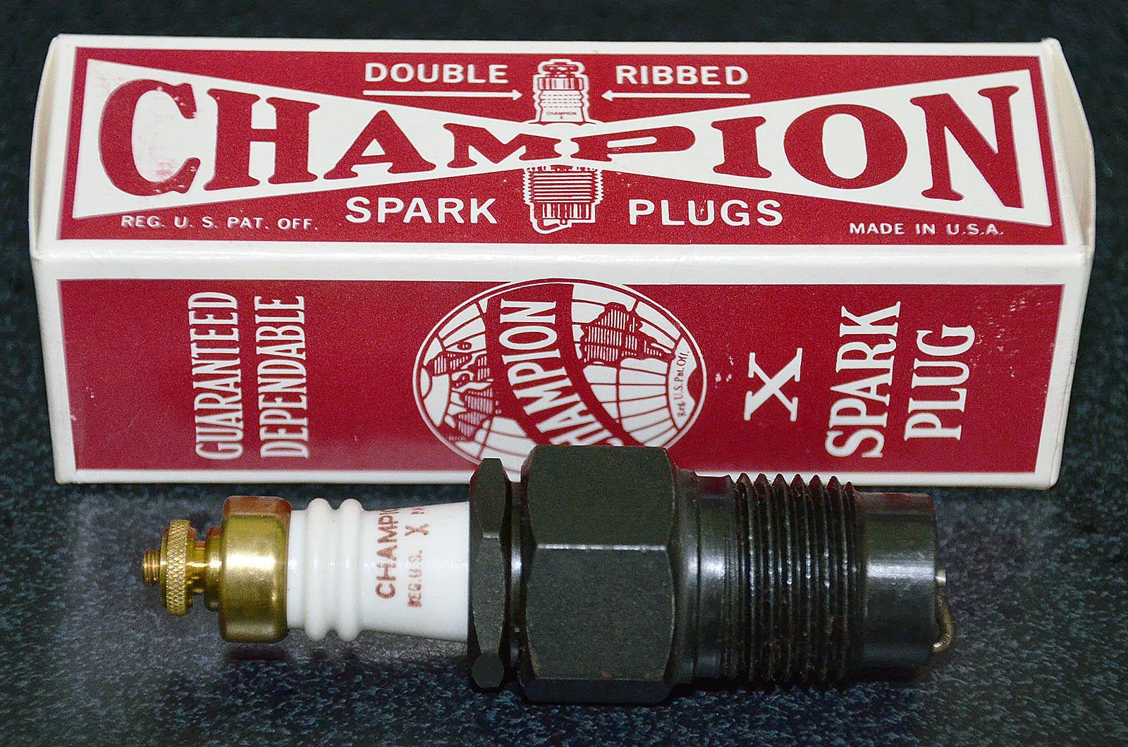 Champion X Spark Plugs