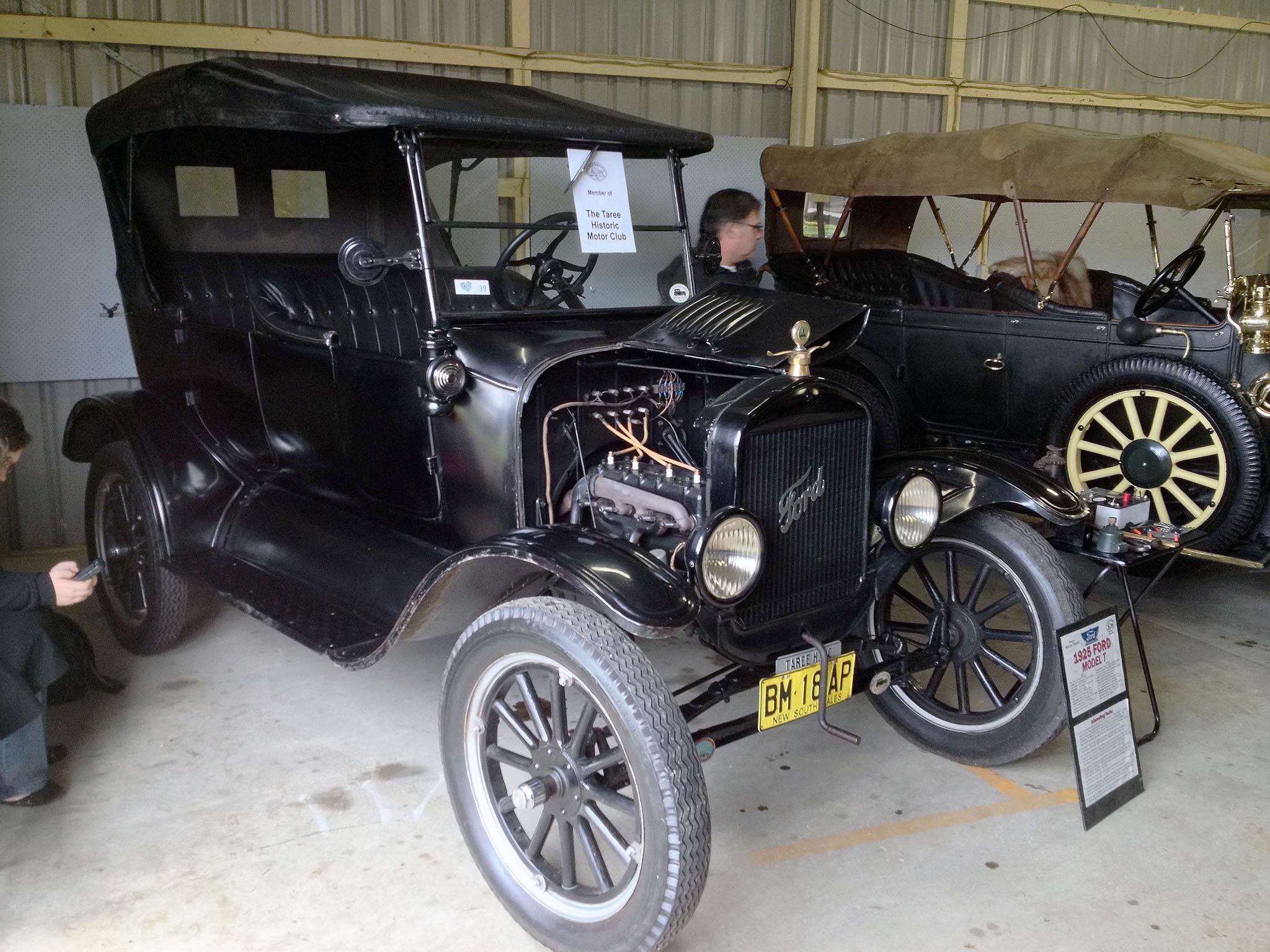model t ford car club nsw