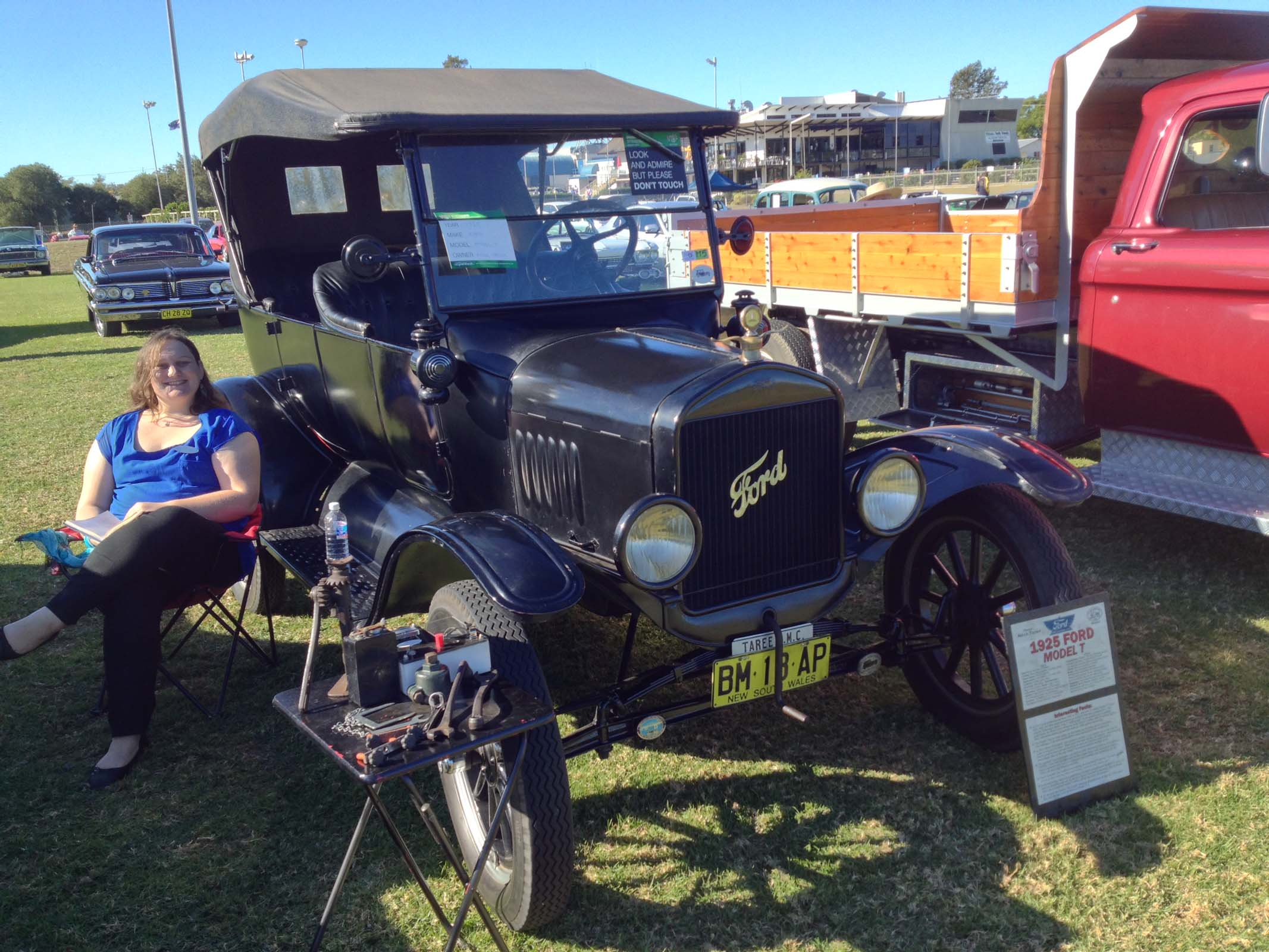 Mitch Taylor's 1925 Ford Model T