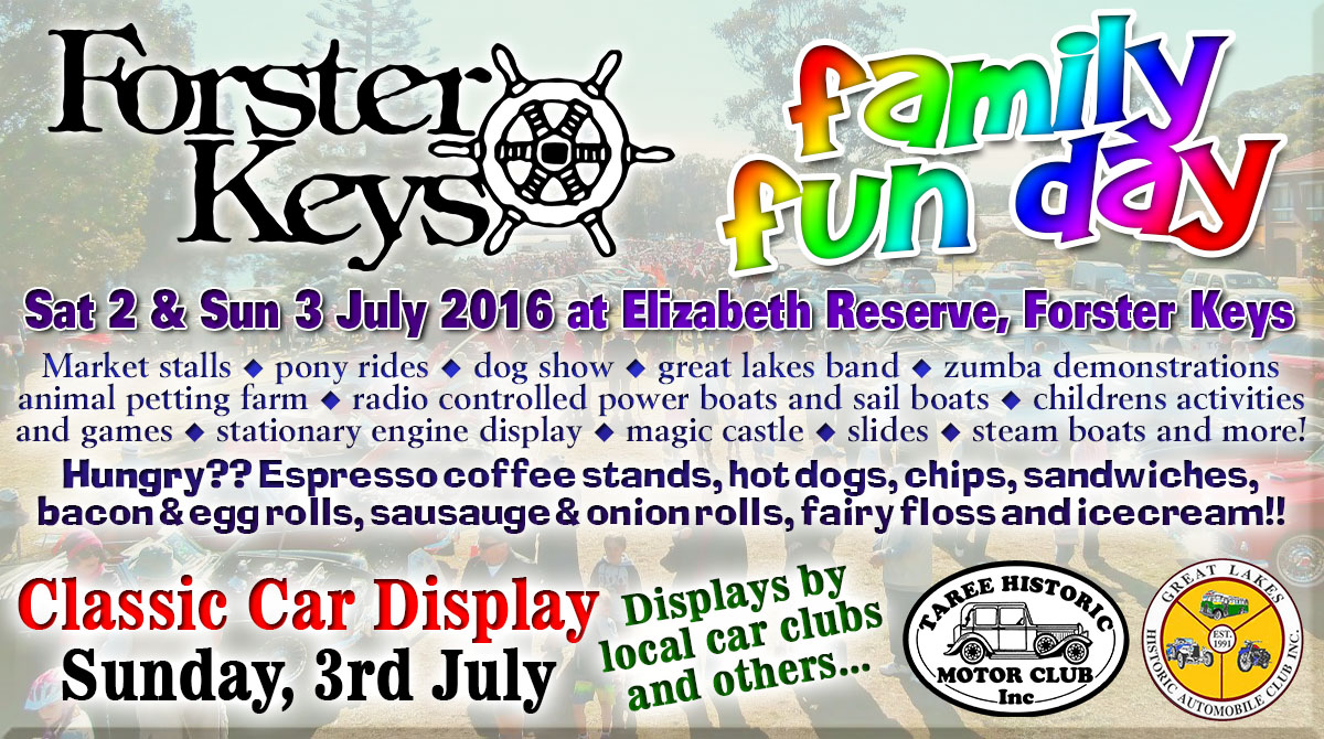 Forster Keys Family Fun Day