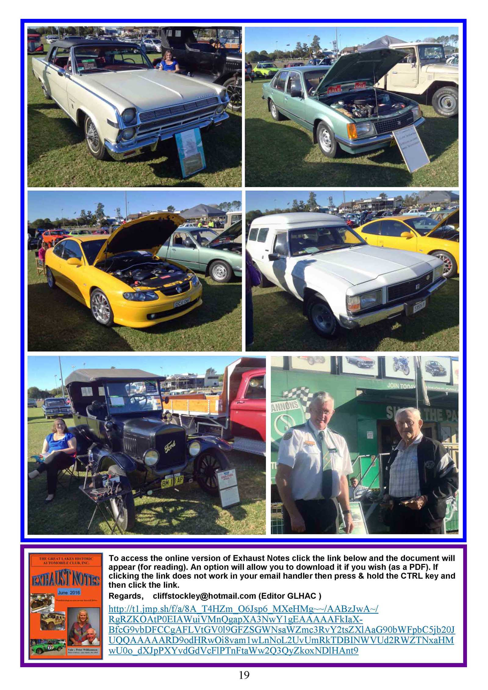 Weekend on Wheels Taree