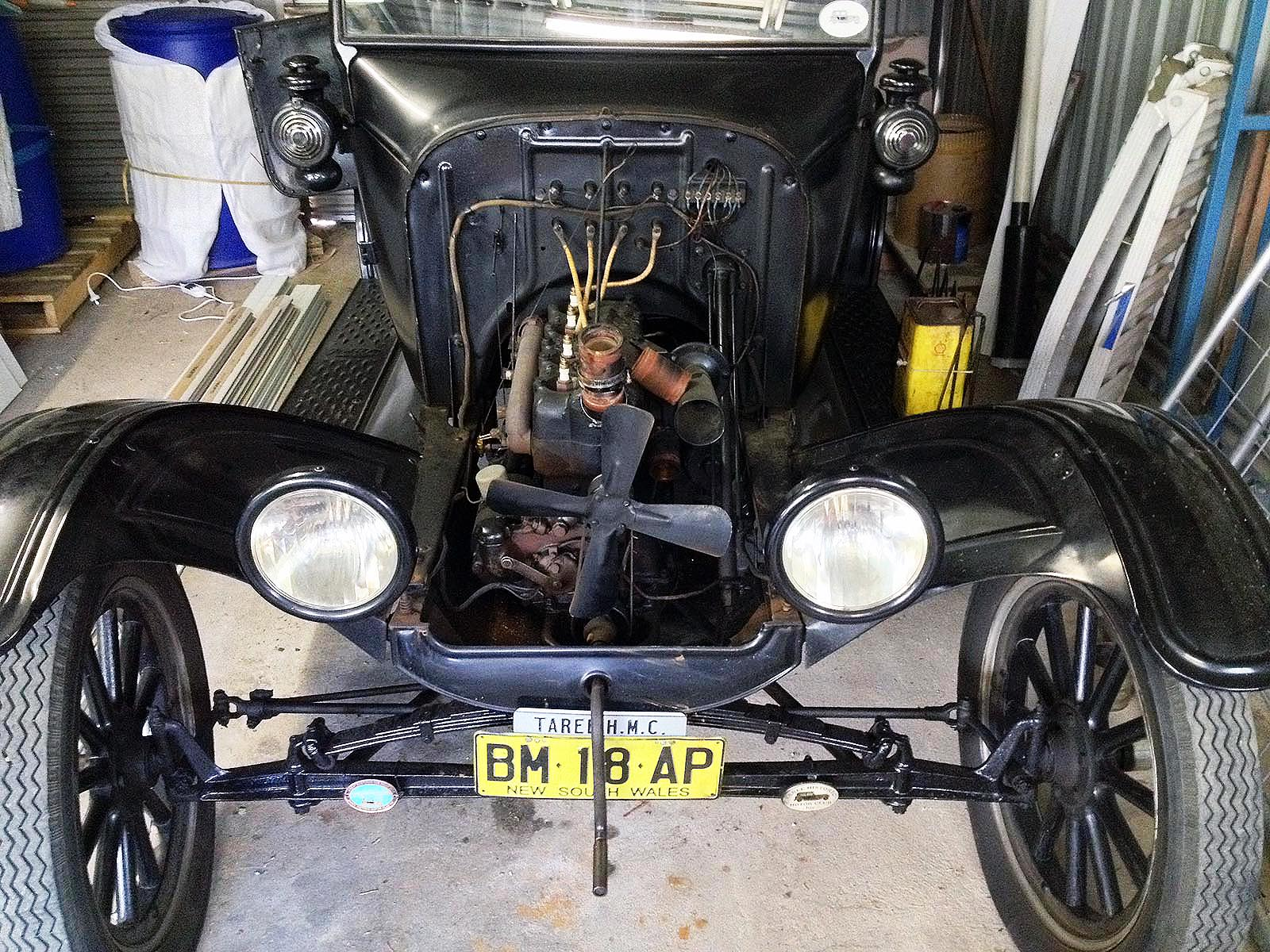 Getting my Leaky Model T Radiator Repaired, Part 2 – The
