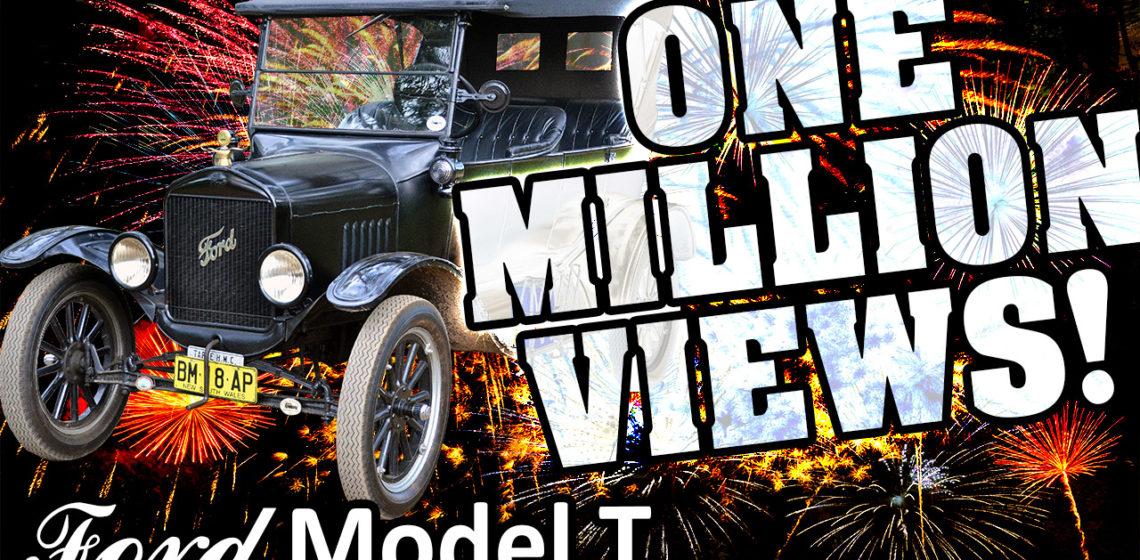first model-t motor car