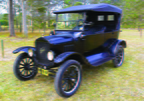 Mitch's 1925 Ford Model T Restored