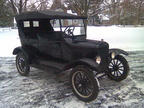 Mitch's 1925 Ford Model T - Before Restoration