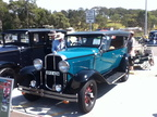 Mitch's Model T at Shannons Show n Shine - NOV 25, 2012