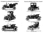 Early Ford Model T Advertisements
