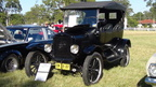 Mitch's Model T at AutumnFest, Wingham NSW - APR 4, 2013