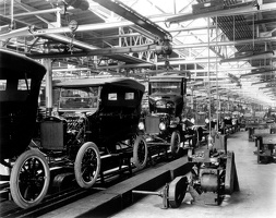 assembly line 1924 ford t-model
