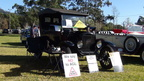 Mitch's Model T at Gloucester Chill Out, Gloucester NSW - JUL 27, 2013