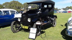 Mitch's Model T at Old Bar Beach Festival, Old Bar NSW - OCT 5, 2013