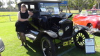 Mitch's Model T at Weekend on Wheels - Taree, NSW - MAY 25, 2014