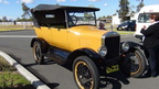 Mitch's Model T at Bishop Tyrrell Place, Cundletown NSW - AUG 4, 2014