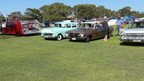 Mitch's Model T at Old Bar Beach Festival, Old Bar NSW - OCT 4, 2014