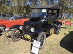 Mitch's Model T at Forster Keys Family Fun Day 2016, Forster NSW - JUL 7, 2016