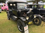 Mitch's Model T at Great Lakes Motorfest, Tuncurry NSW - JUN 11, 2017