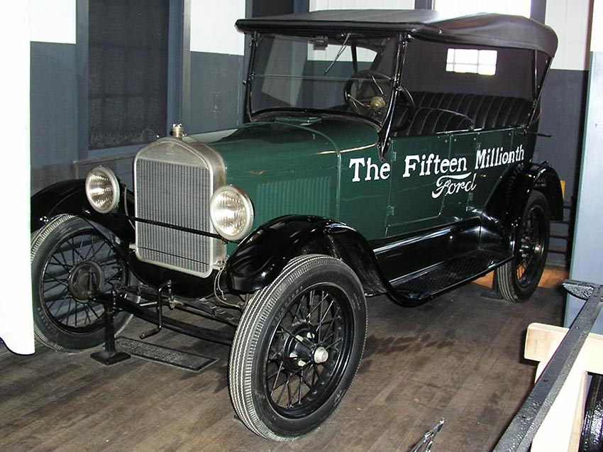 Ford Model T Touring Car Sale