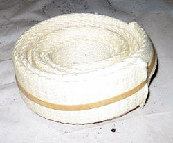 Cotton transmission band linings