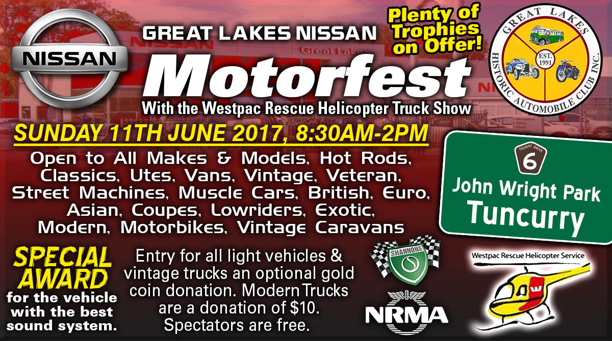Great Lakes Nissan Motorfest